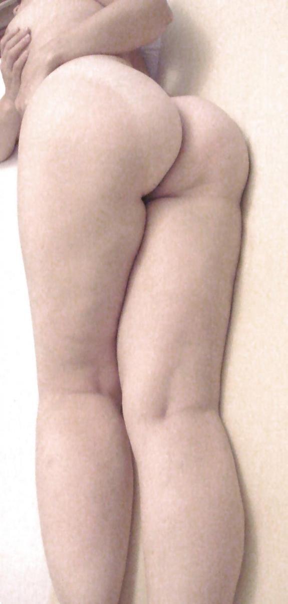Cute buttocks
