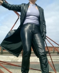 Leathered Carolynn