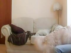 gal & dog 1