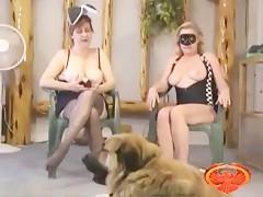 Tonya & Lida - Mastiffism