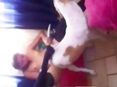 justine dogsex webcam