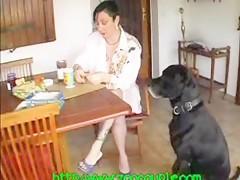 Vintage Dog Sex
