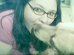 Caledonian - Aurora Bliss Loves Her Dog