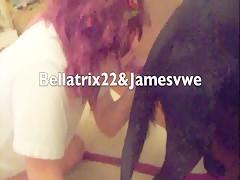 Horse cum in Pussy