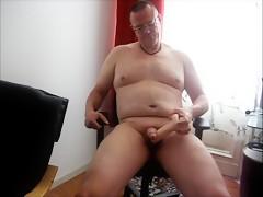 Dog Fucks Hairy Asian Pussy